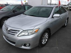 Toyota Camry XLE CUIR TOIT OUVRANT MAGS  2010