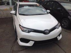 Toyota Corolla IM  2017