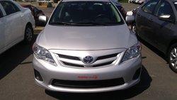 Toyota Corolla CERTIFIÉ AIR CLIMATISÉ , GARANTIE PEA TOYOTA  2013