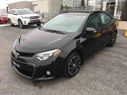Toyota Corolla CERTIFIÉ SPORT AC VITRES CUIR TOIT MAGS  2014