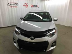 Toyota Corolla CERTIFIÉ SPORT AC VITRES  CUIR  2014