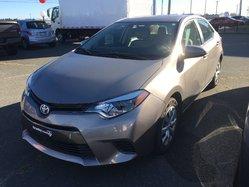 Toyota Corolla CERTIFIÉ LE AC VITRESGARANTIE PEA  2015
