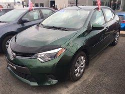 Toyota Corolla Certifié ac vitres caméra recul garantie pea  2015