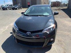 Toyota Corolla CERTIFIÉ AC CUIR GPS TOIT MAGS  2016