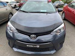 Toyota Corolla CERTIFIÉ LE AC VITRES CAMÉRA RECUL  2016