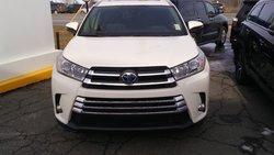 Toyota HIGHLANDER HYBRIDE XLE XLE  2017