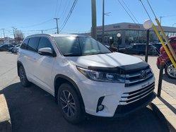 2018 Toyota Highlander XLE AWD AC VITRES CUIR NAVIGATION MAGS TOIT