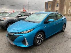 Toyota PRIUS PRIME BRANCHABLE CERTIFIÉ  GARANTIE PROLONGÉE INCLUSE  2017