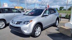 Toyota RAV4 CERTIFIÉ LIMITED CUIR TOIT OUVRANT  2013