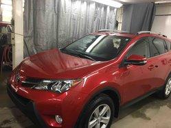 Toyota RAV4 XLE CERTIFIÉ SUV FWD AC TOIT MAGS  2013