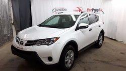 Toyota RAV4 CERTIFIÉ AC VITRES PEA  2013