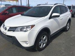 Toyota RAV4 CERTIFIÉ XLE FWD AC VITRES TOIT OUVRANT MAGS  2014