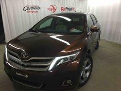 Toyota Venza CERTIFIÉ XLE V6 AWD GPS PEA CUIR TOIT OUVRANT  2014