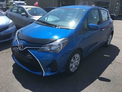 Toyota Yaris CERTIFIÉ HB AC VITRES AUTOMATIQUE  2015