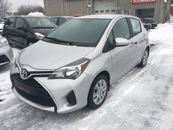Toyota Yaris CERTIFIÉ AC VITRES  CRUISE  2016
