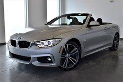 BMW 4 Series 435i xDrive Convertible M-SPORT+PREMIUM+GPS+++  2015
