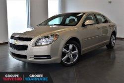 Chevrolet Malibu LT PLATINUM || SIEGE CUIR ET SUEDE || MAGS CHROMES  2011