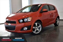 Chevrolet Sonic LTZ MANUELLE || TURBO || TOIT || BLUETOOTH || SIEG  2012