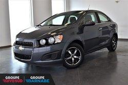 Chevrolet Sonic LT // Pneus d'hiver + Été // Air climatisé //  2013