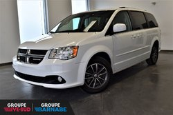 2017 Dodge Grand Caravan SXT PREMIUM PLUS || STOWN'GO || CUIR || BLUETOOTH