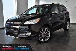 Ford Escape SE 2.0L  AWD TOIT-PANO + GPS+++  2015