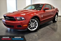 Ford Mustang V6 AUTOMATIQUE -CAMERA-BAS KM!!!  2011