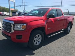 GMC Canyon 2WD ACCESSCAB 2.5L + COMME NEUF!  2016