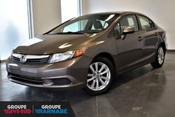 Honda Civic EX || TOIT OUVRANT || AUTOMATIQUE || BLUETOOTH  2012