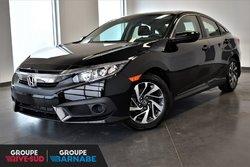 Honda Civic EX TOIT-OUVRANT + CAMÉRA RECUL&ANGLE MORT  2017