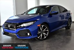 Honda Civic SI TURBO + GPS + CAMERA + GARANTIE PROLO  2017