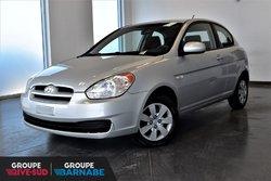 Hyundai Accent AUTOMATIQUE || AIR CLIMATISÉ ||  2010