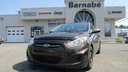 Hyundai Accent BLUETOOTH SIÈGES CHAUFFANTS + AUTOMATIQUE + A/C  2015
