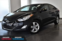 Hyundai Elantra GLS || MANUELLE || MAGS || BLUETOOTH || SIEGES CHA  2013