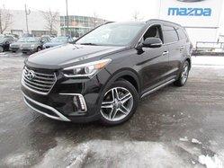 Hyundai Santa Fe XL XL+7PASS+LIMITED+NAV+CUIR +TOIT+AWD  2017