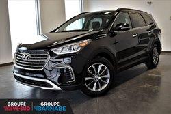 Hyundai Santa Fe XL PREMIUM AWD || 7 PASSAGERS || CAMÉRA DE RECUL ||  2018