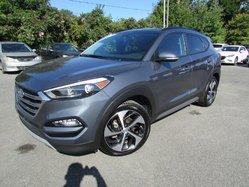 Hyundai Tucson SE**CUIR+1.6T+TOIT PANORAMIQUE+AWD+CAMÉRA DE RECUL  2017