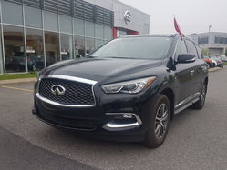 Infiniti QX60 AWD+ CUIR+ 7 PASSAGERS + TOIT OUVRANT+ FOGS+ MAGS  2017