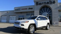 Jeep Cherokee TOIT OUVRANT PANO / NAVIGATION / REMORQUE 4500 LBS  2016