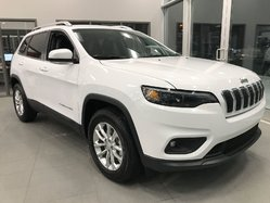 Jeep Cherokee NORTH ÉDITION 4X4 + SIÈGE CHAUFFANT + BLUETOOTH  2019