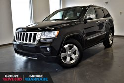 Jeep Grand Cherokee LIMITED || TOIT PANO || NAVI || CUIR  2011