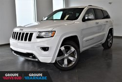 Jeep Grand Cherokee OVERLAND TOIT-PANO+CUIR+GPS+20POUCES+++  2016