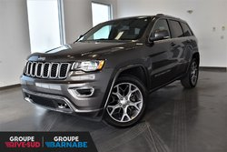 Jeep Grand Cherokee STERLING EDITION || 4WD || TOIT OUVRANT || CUIR ||  2018