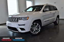 Jeep Grand Cherokee Summit V8 4x4 +GPS+CUIR ROUGE+TOIT-PANO+  2019