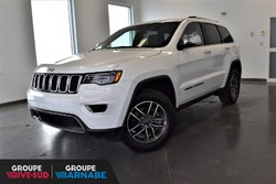 Jeep Grand Cherokee LIMITED || 4WD || CUIR || TOIT PANO || NAVI ||  2019