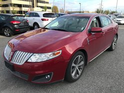 Lincoln MKS AWD //  TOIT PANORAMIQUE // CUIR // NAV +++  2009