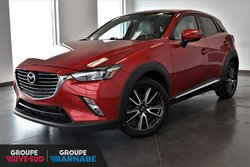 Mazda CX-3 *GT AWD TOIT OUVRANT BLUETOOTH CAMERA DE RECUL ***  2016