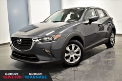 Mazda CX-3 GX AWD || AUTOMATIQUE || CAMERA DE RECUL || BLUETO  2017