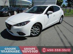 Mazda Mazda3 Sport GS-SKY A/C TOIT OUVRANT BLUETOOTH SIEGE CHAUFFANT  2014