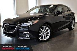 Mazda Mazda3 **GT-SKY GPS TOIT OUVRANT CUIR CAMERA DE RECUL ***  2014