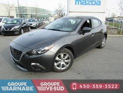 Mazda Mazda3 GX-SKY A/C BLUETOOTH GROUPE ELECTRIQUE  2014